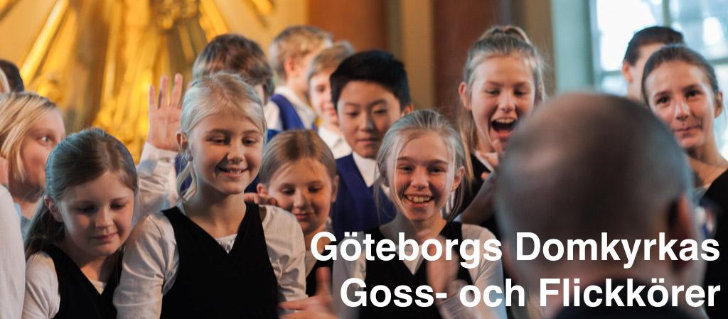 Göteborgs Domkyrkas Goss- och Flickkörer